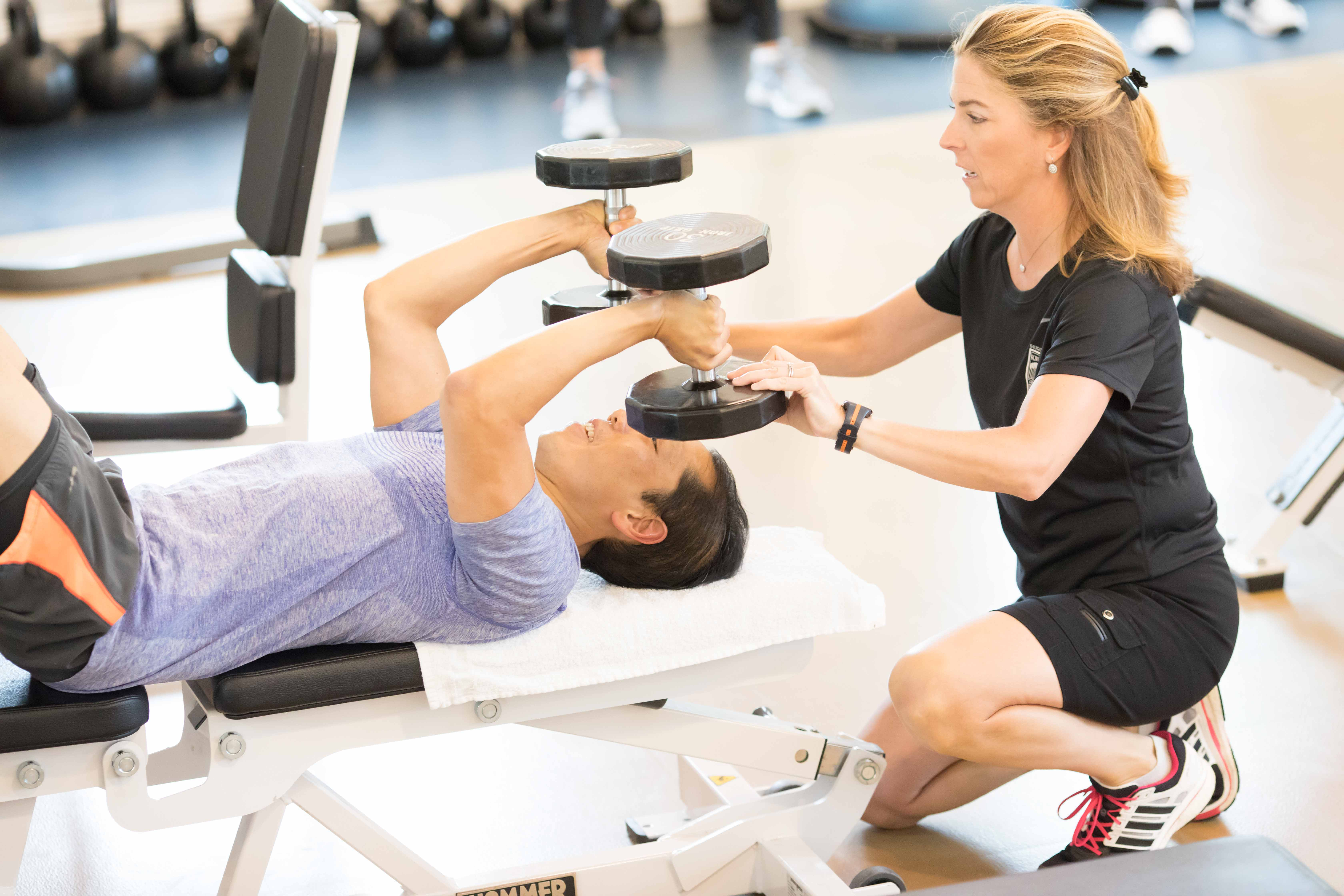 Personal Training In Westport Ct Saugatuck Rowing Club Fitness